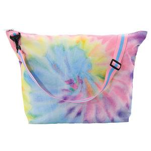 Pastel Tie Dye Weekender Bag