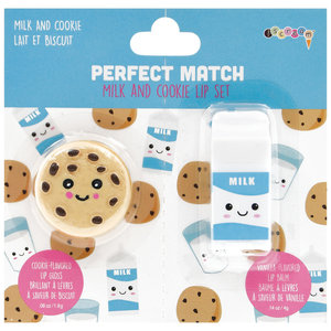Cookies & Milk Lip Set