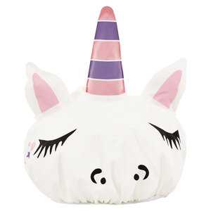 Dreamy Unicorn Shower Cap