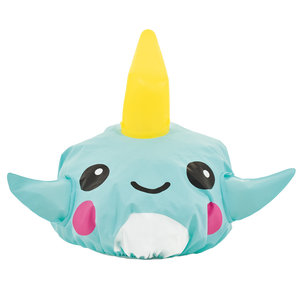 Cool Narwhal Shower Cap