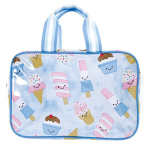 Ice Cream Treats Large Cosmetic Bag