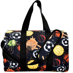 Graffiti Sports Duffel Bag