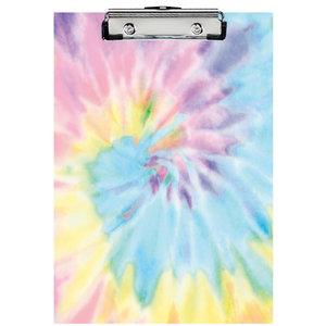 Pastel Tie Dye Clipboard Set