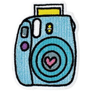 Camera Sticker Patch