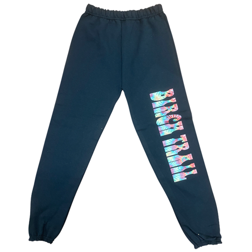 Camp Sweatpants with Tie Dye
