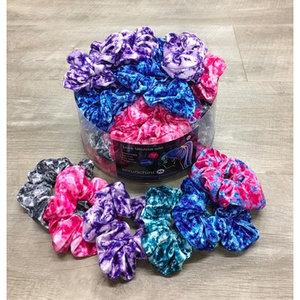 Crunch Dyed Scrunchie