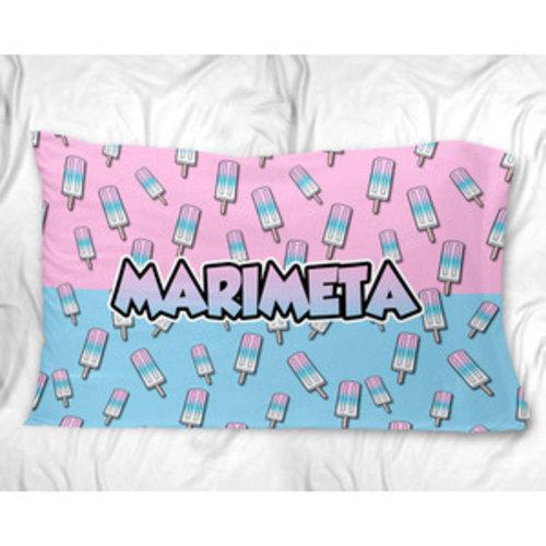 Camp Marimeta Popsicles Fuzzy Sham