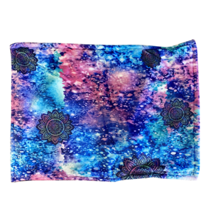 Flower Galaxy Fuzzy Sham