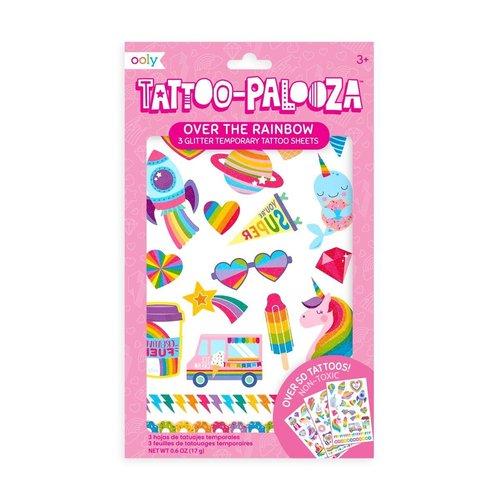 Tattoo Palooza: Over the Rainbow