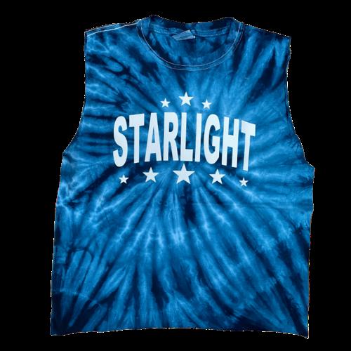 Tie Dye Camp Star Tank