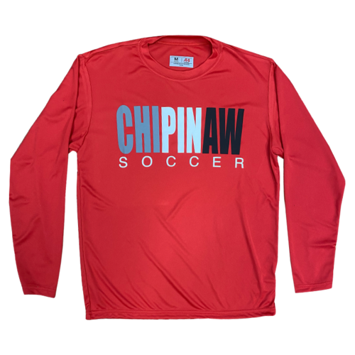 Camp 3-Color Dri-fit Long Sleeve Tee