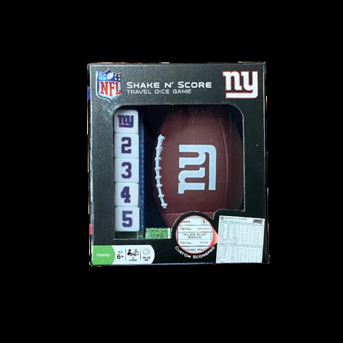NY Giants Shake N' Score