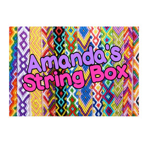 Friendship Bracelet Box