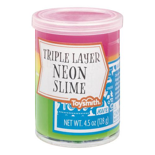 Triple Layer Neon Slime