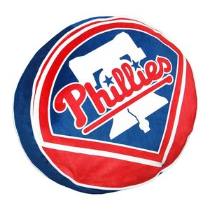 Phillies Cloud Logo Pillow