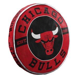 Chicago Bulls Cloud Pillow