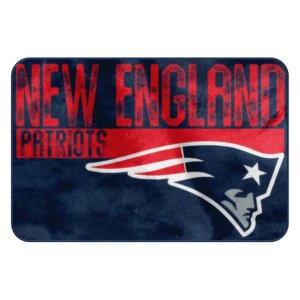 New England Patriots Memory Foam Mat