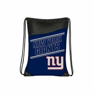 New York Giants Drawstring Bag