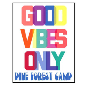 Good Vibes Notecards
