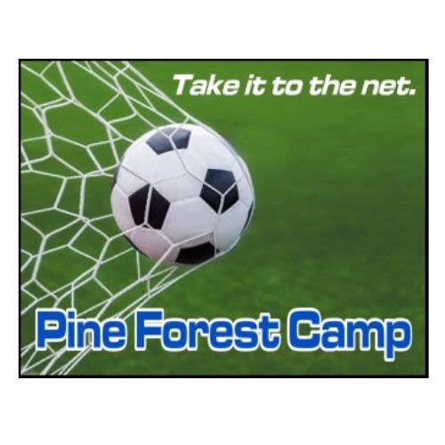 Soccer Goal Notecards