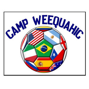 Soccer Flags Notecards