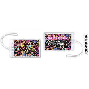 Wild Thing Luggage Tag