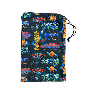 Crazy Sports Sock Bag