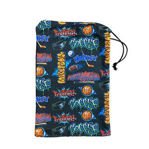 Crazy Sports Sock Bag