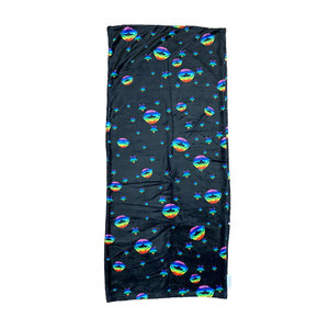Rainbow Lips Sleep Sack