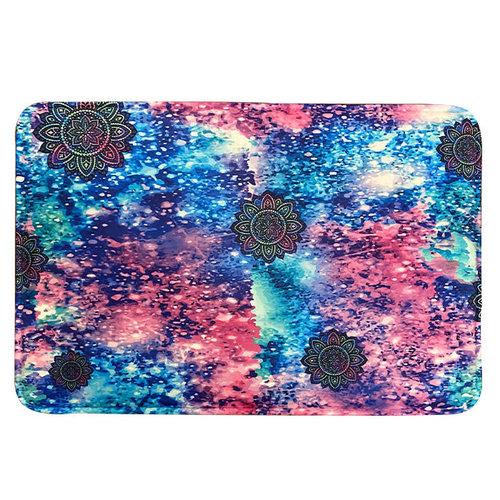Flower Galaxy Mat