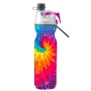 Rainbow Tie Dye Insulated Sip N Mist