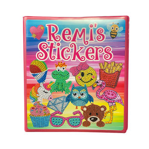 Blingy Stickers Sticker Book