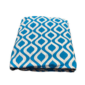 Turquoise Wave Jersey Sheets