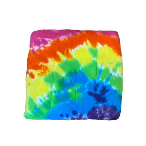 Tie Dye Brights Twin Sheet Set