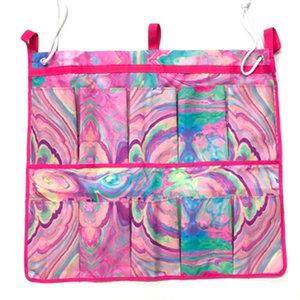 Pastel Marble Shoe Bag