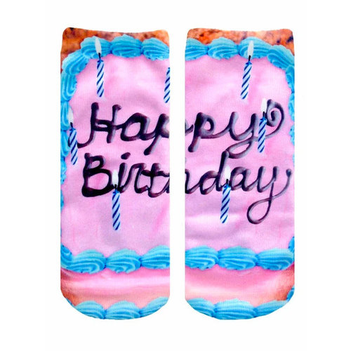 Birthday Ankle Sock