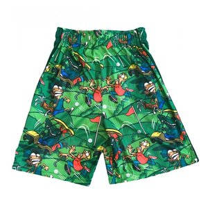 Golfing Gator Flow Society Shorts