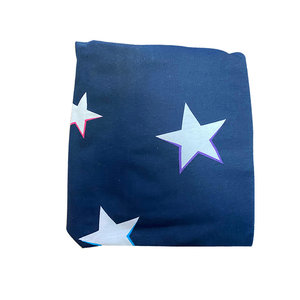 Navy Blue Stars 3-Piece Sheet Set