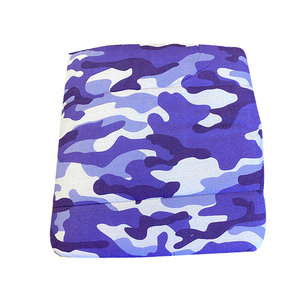 Purple Camo Camp Comforter