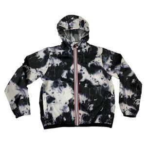 Tie Dye Packable Rain Jacket