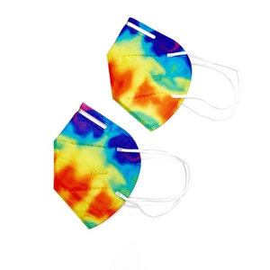 Tie Dye KN95 Face Masks (Set of 2)