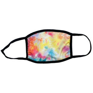 Summer Tie Dye Face Masks - SET OF 5 (Ages 8-15)