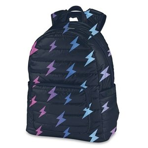 Bolts Puffer Backpack