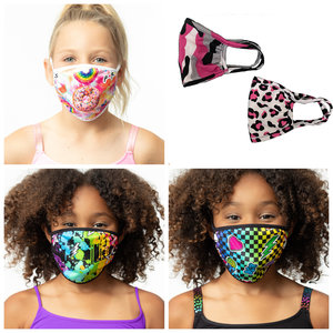 Fun Prints Face Masks