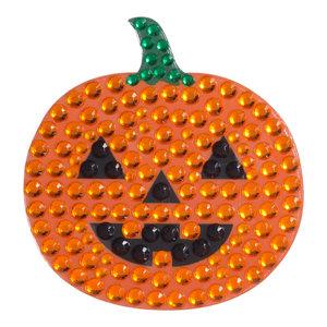 Pumpkin StickerBean