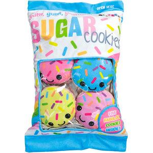 Sugar Cookies 3-D Pillow
