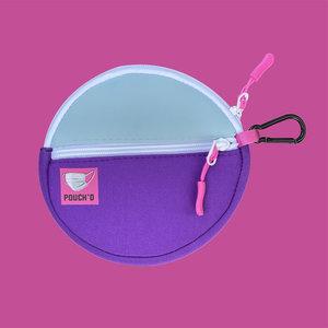 Protective Purple Pouch'd