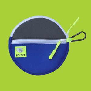 Be Safe Blue Pouch'd