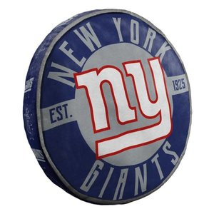 NY Giants Cloud Pillow