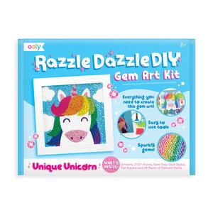 Unique Unicorns Gem Art Kit